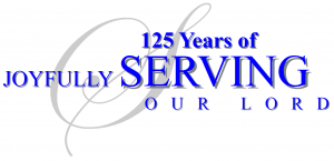 125 years Joyfully Logo good